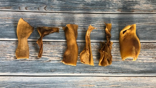 Büffelkopfhaut ca. 15cm lang