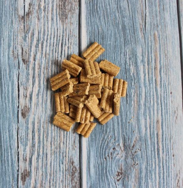 Cracker mit Strauß
